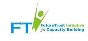 Future Trust Card & Letterhead.